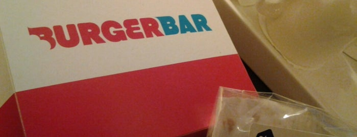 Burger Bar is one of Best places in Amsterdam.