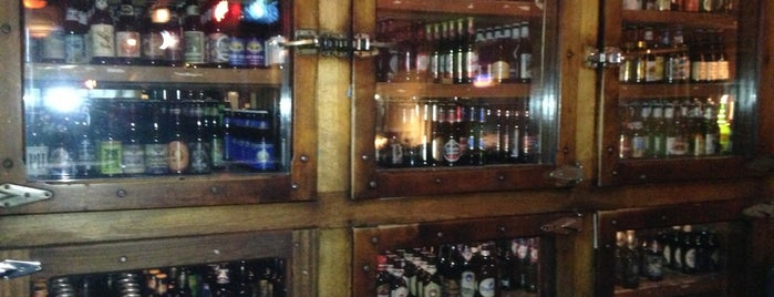Quenchers Saloon is one of Chicago Magazine's 100 Best bars 2013.