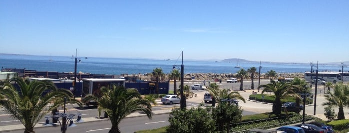 La Playa Cafe is one of The Mother City.