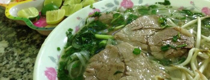 Phở Chu Dự is one of ăn hàng.