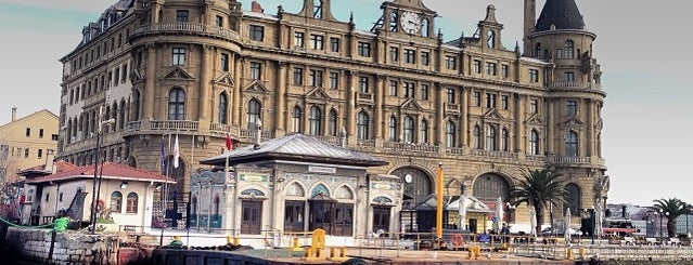 Haydarpaşa Garı is one of 52 Places You Should Definitely Visit in İstanbul.