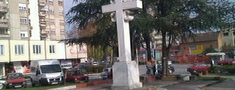 Trg Mala vaga is one of Make sure to visit in Kragujevac.