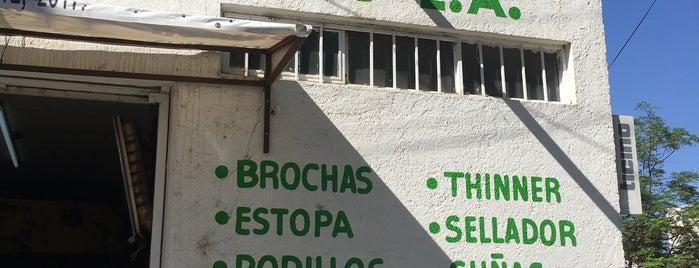 Ferreteria Y Pinturas Tepeyac is one of Business.