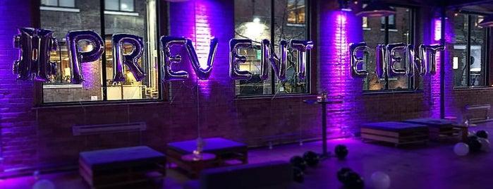 2nd Floor Events is one of Tempat yang Disukai Chris.