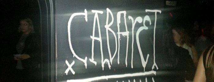 Cabaret! is one of Noites em Porto Alegre.