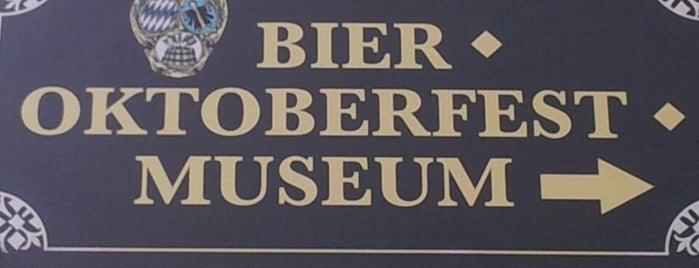 Bier- und Oktoberfestmuseum is one of Munich.