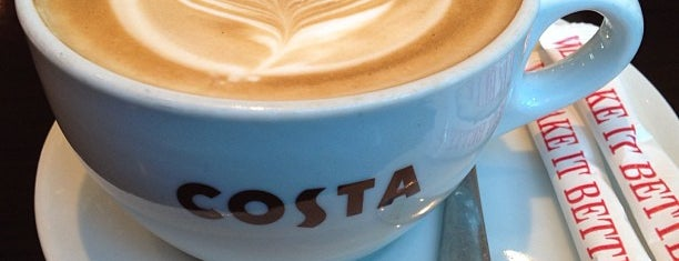 Costa Coffee is one of Tunisia related in Qatar له علاقة بتونس في قطر.