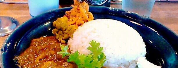 Curry OHIO is one of TOKYO-TOYO-CURRY 3.