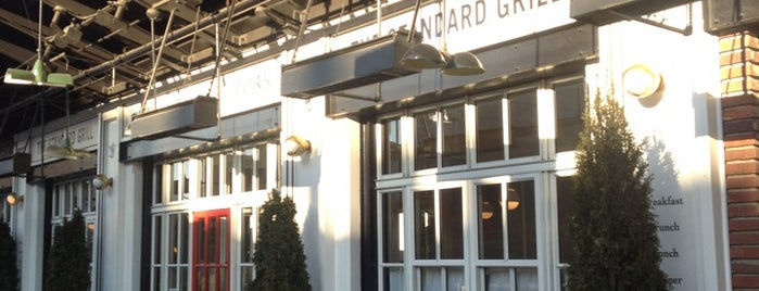 The Standard Grill is one of Eat/drink outside & downtown(ish).