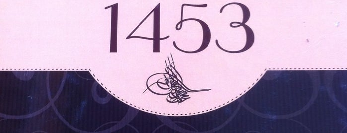 Cafe 1453 is one of İstanbul - Avrupa.