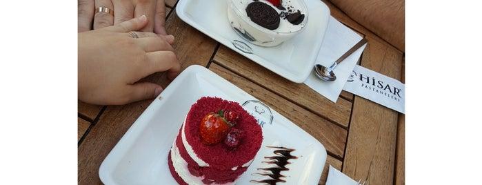 Hisar Pastane & Cafe is one of Balikesir.