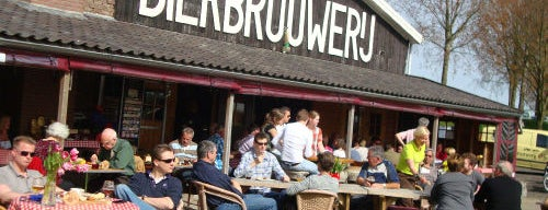 Speciaalbierbrouwerij Oijen is one of Dutch Craft Beer Breweries.