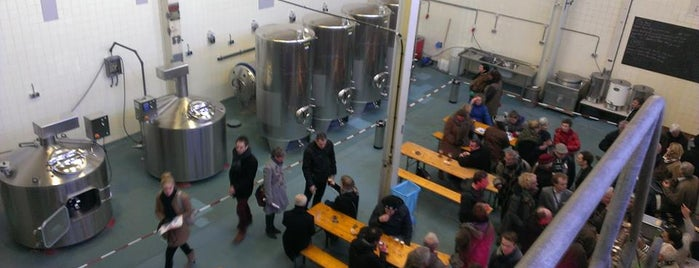 Oersoep is one of Dutch Craft Beer Breweries.