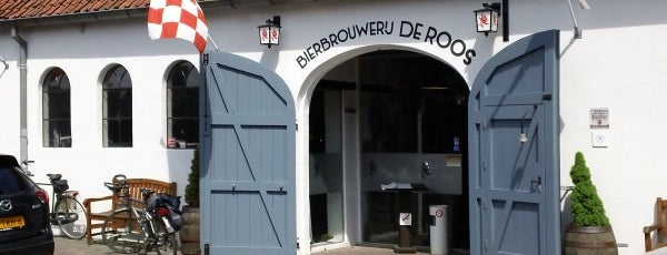Bierbrouwerij de Roos is one of Dutch Craft Beer Breweries.