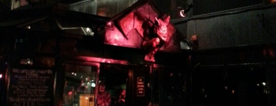 The Intrepid Fox is one of Bars & Clubs & Food.