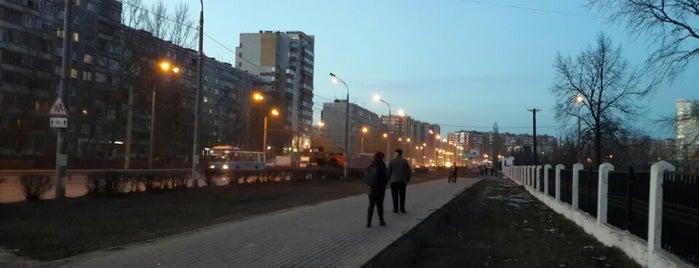 Краснодонцев is one of Нижний Новгород.