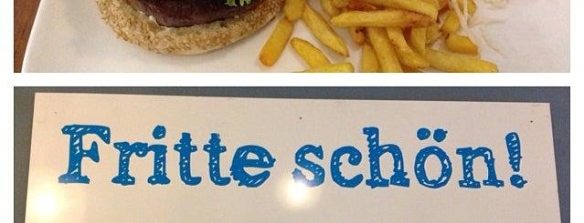 Frittiersalon is one of Burger in Berlin.