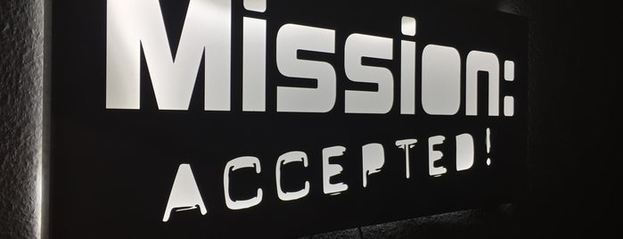 Mission Accepted - Live Escape Game is one of To-Do's in Berlin.