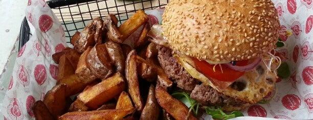 Fräulein Burger is one of CSSConf.eu's Favourites.