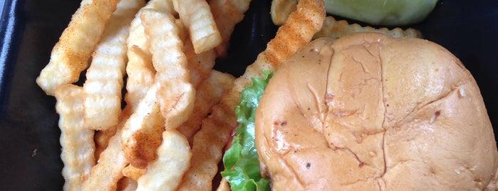 Zaxby's Chicken Fingers & Buffalo Wings is one of Posti che sono piaciuti a Latonia.
