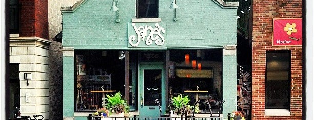 Jane's is one of Chicago's Best Brunch Spots.