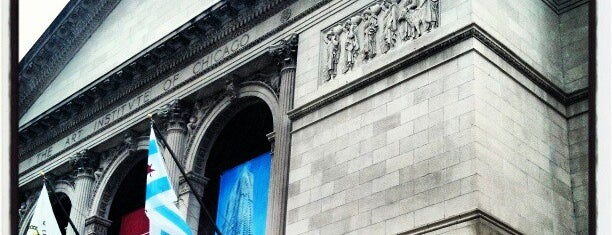 The Art Institute of Chicago is one of Chicago To-Dos.