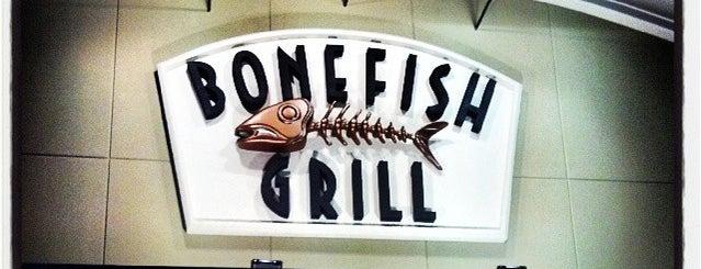 Bonefish Grill is one of Orte, die Dawn gefallen.