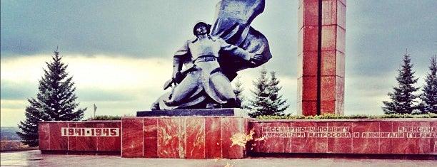 Парк Победы is one of Posti che sono piaciuti a Сатурн.