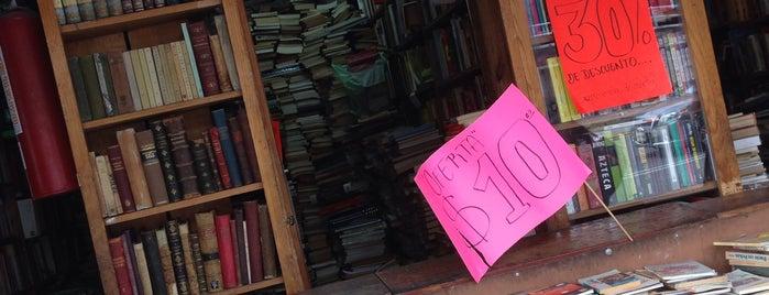 Libreria Metamorfosis is one of paseando.