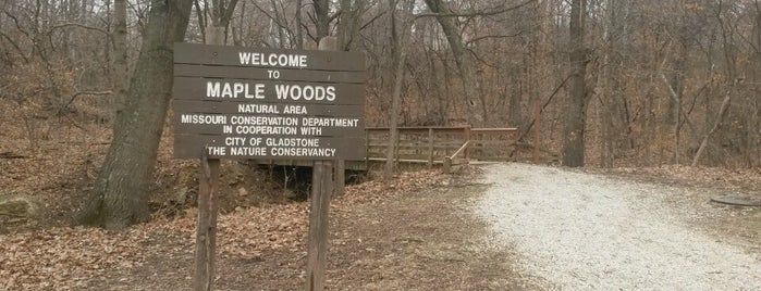 Maple Woods Natural Area is one of parks.