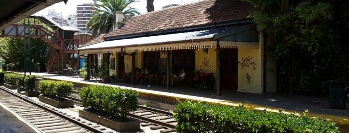 Estación Borges [Línea Tren de la Costa] is one of Buenos Aires.