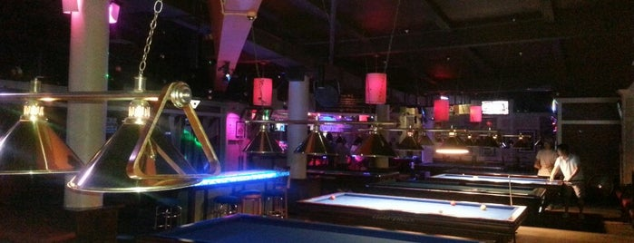 Space Billiards is one of Bars.