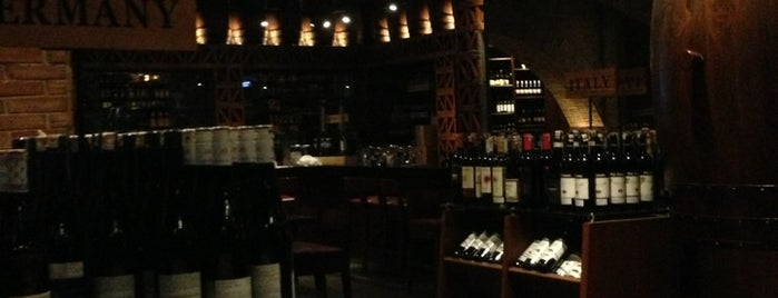 VIN+ Wine Boutique is one of Indonesia Infused.