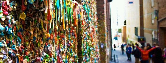 Gum Wall is one of N.L and M.C.'s Best of the Best.