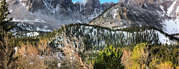 Great Basin National Park is one of National Recreation Areas.