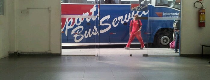 Airport Bus Service is one of Sao Paulo.