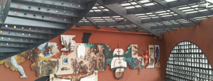 Memorial de Curitiba is one of Curitiba Arte & Cultura.