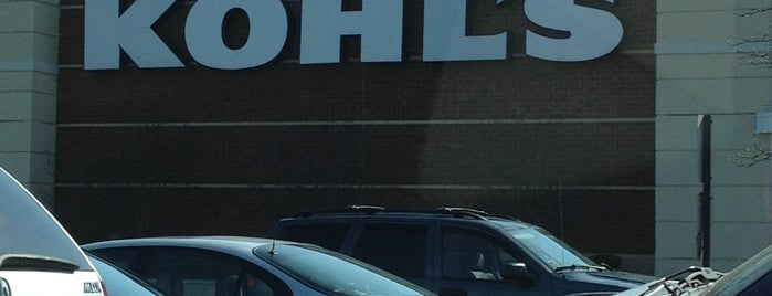 Kohl's is one of Jessicaさんのお気に入りスポット.