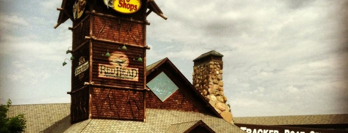 Bass Pro Shop is one of USA.