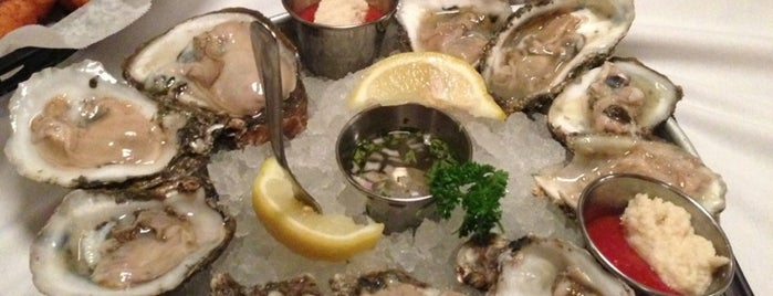 42nd St Oyster Bar is one of RDU Baton - Raleigh Favorites.