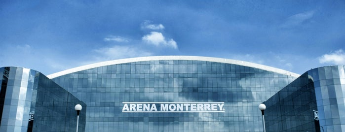 Arena Monterrey is one of Lieux qui ont plu à Adiale.
