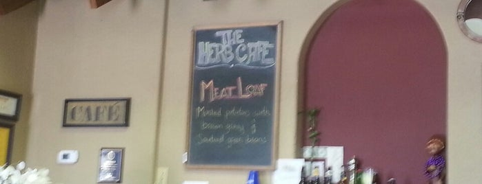 The Herb Cafe & Market is one of Places I've Been.