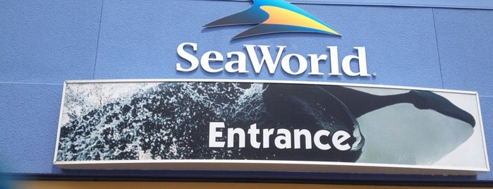 SeaWorld San Diego is one of Places I want to go in California.