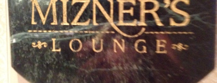 Mizner's Lounge is one of USA 3.