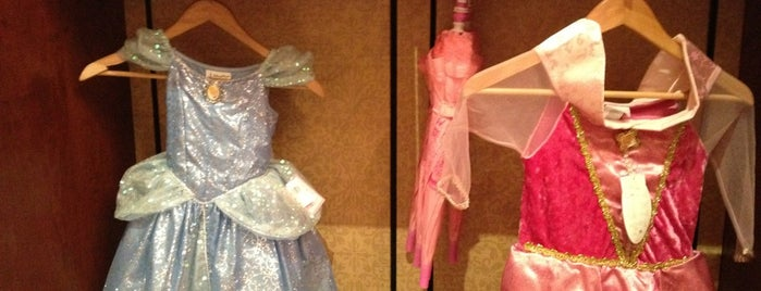 Bibbidi Bobbidi Boutique is one of SHOPPING.