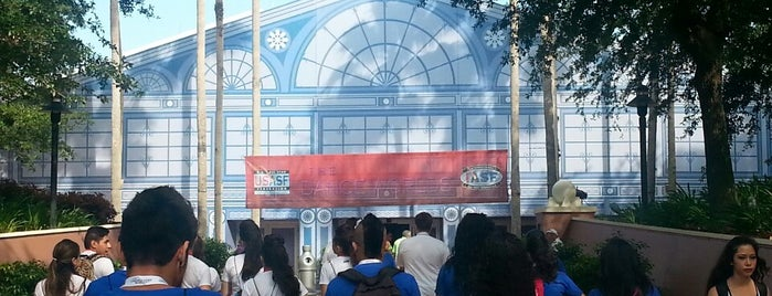 Dance Worlds 2014 is one of QueenMaureen : понравившиеся места.