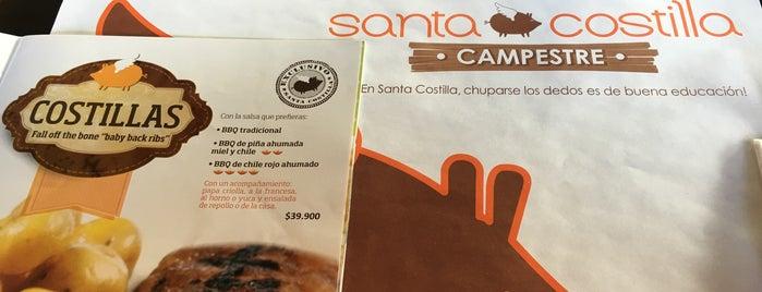 Santa Costilla Campestre is one of Lieux qui ont plu à Raúl.