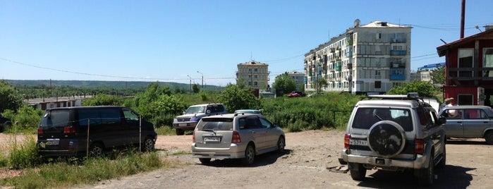 Шахтёрск is one of Города Сахалинской области.