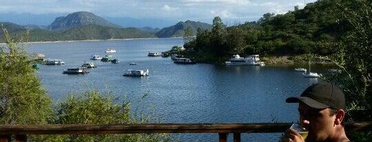 Terraza Del Lago is one of Tempat yang Disukai Alfonso.