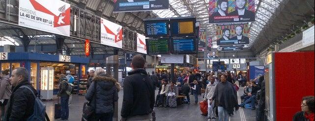 Gare SNCF de Paris Est is one of Paris.